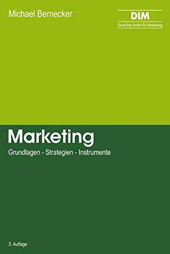 Marketing: Grundlagen – Strategien – Instrumente