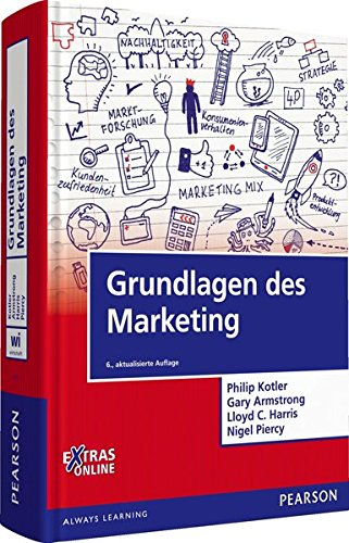 Grundlagen des Marketing (Pearson Studium – Economic BWL)