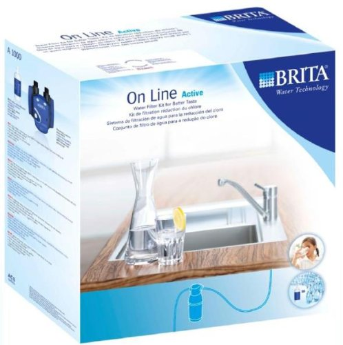 BRITA On Line Active Wasserfilter-Set