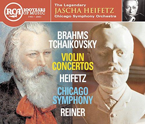 Tschaikowsky / Brahms Violinkonzerte