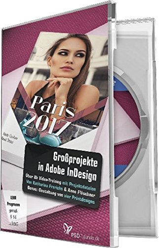 Großprojekte in Adobe InDesign (Win+Mac)