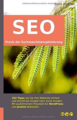 SEO – Praxis der Suchmaschinenoptimierung