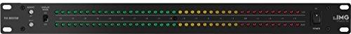 IMG Stage Line VU-800/SW Audio-dB-Anzeige schwarz