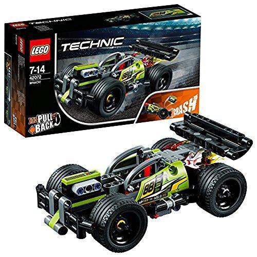 LEGO Technic 42072 – Zack, Set für geübte Baumeister