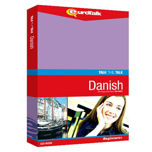 Talk the Talk Danish: Interactive Video CD-ROM – Beginners + (PC/Mac)