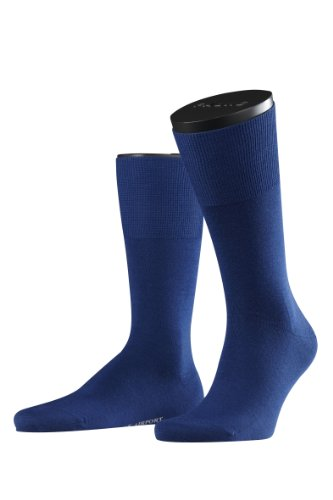 FALKE Herren Socken 14435 Airport Business SO, Blau (royal blue), Gr. 43/44