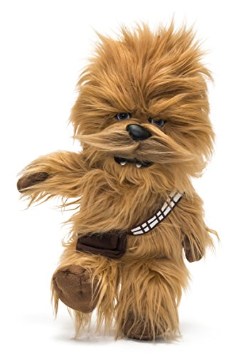 Star Wars 75467 – Roaring Chewbacca mit 8 verschiedenen Sounds und Mund und Augen Bewegen, TV-Artikel, 45 cm