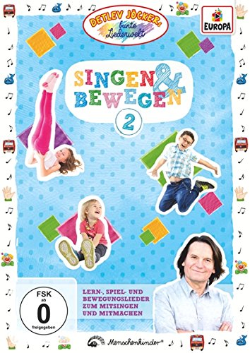 Detlev Jöcker – Singen & Bewegen 2