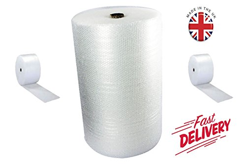 "500 mm x 100 m Premium Luftpolsterfolie Rolle (Kleine Blasen) – Clear – Small Bubble Wrap 500 mm (50 cm) Wide x 100 m Long – perfekte-Füllung//Schutz * * * Next Day UK DELIVERY * * * Besuchen unsere spannende Amazon Verpackung Katalog – Search > wellpack Europa""/></a><br /> <br /><a href="