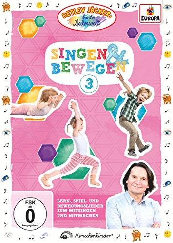 Detlev Jöcker – Singen & Bewegen 3